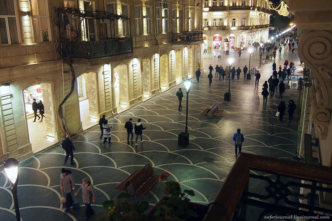 Хостел в центре Баку