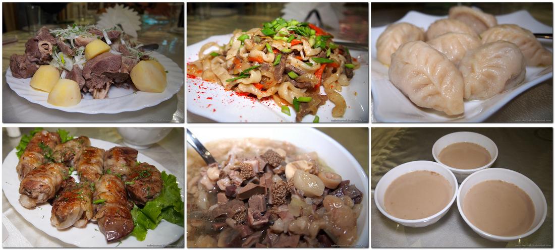 Золотая Орда - ресторан калмыцкой кухни