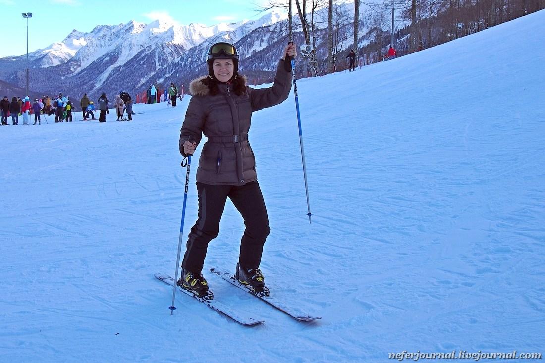Лыжи и сноуборд. Делюсь впечатлениями.