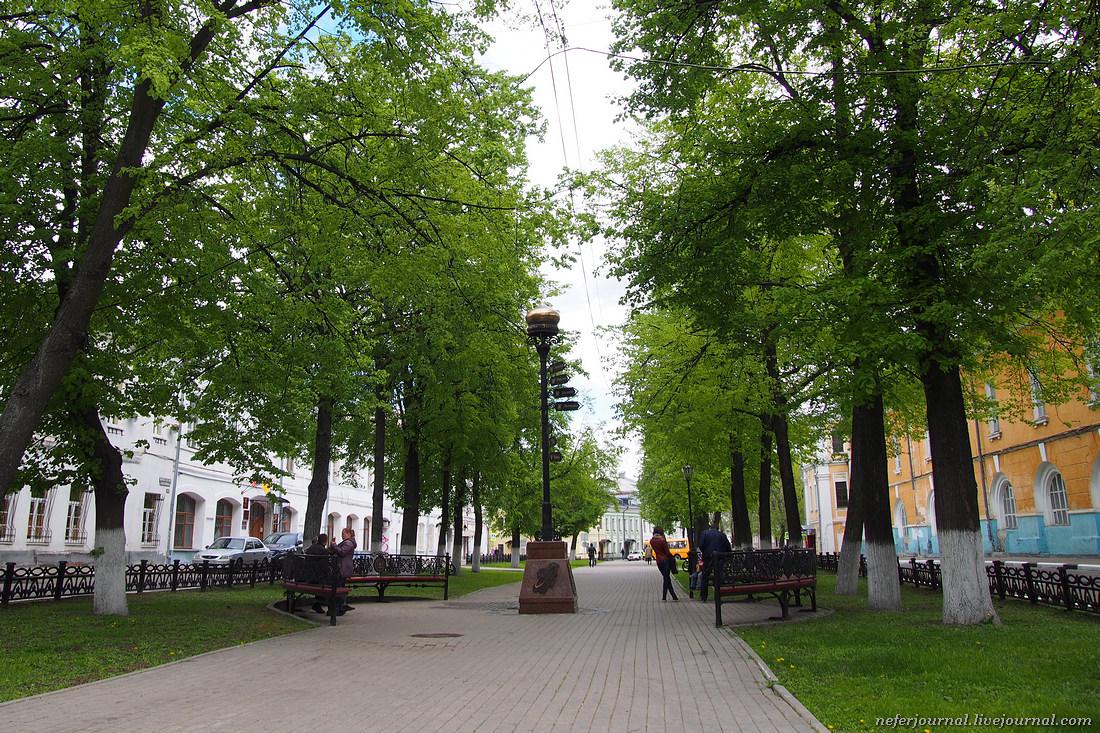 Столица золотого кольца - Ярославль