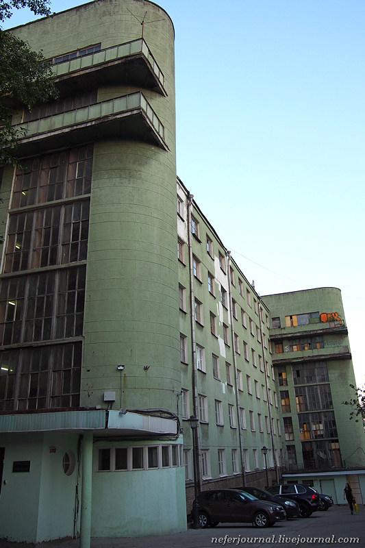 Общежитие МГЛУ