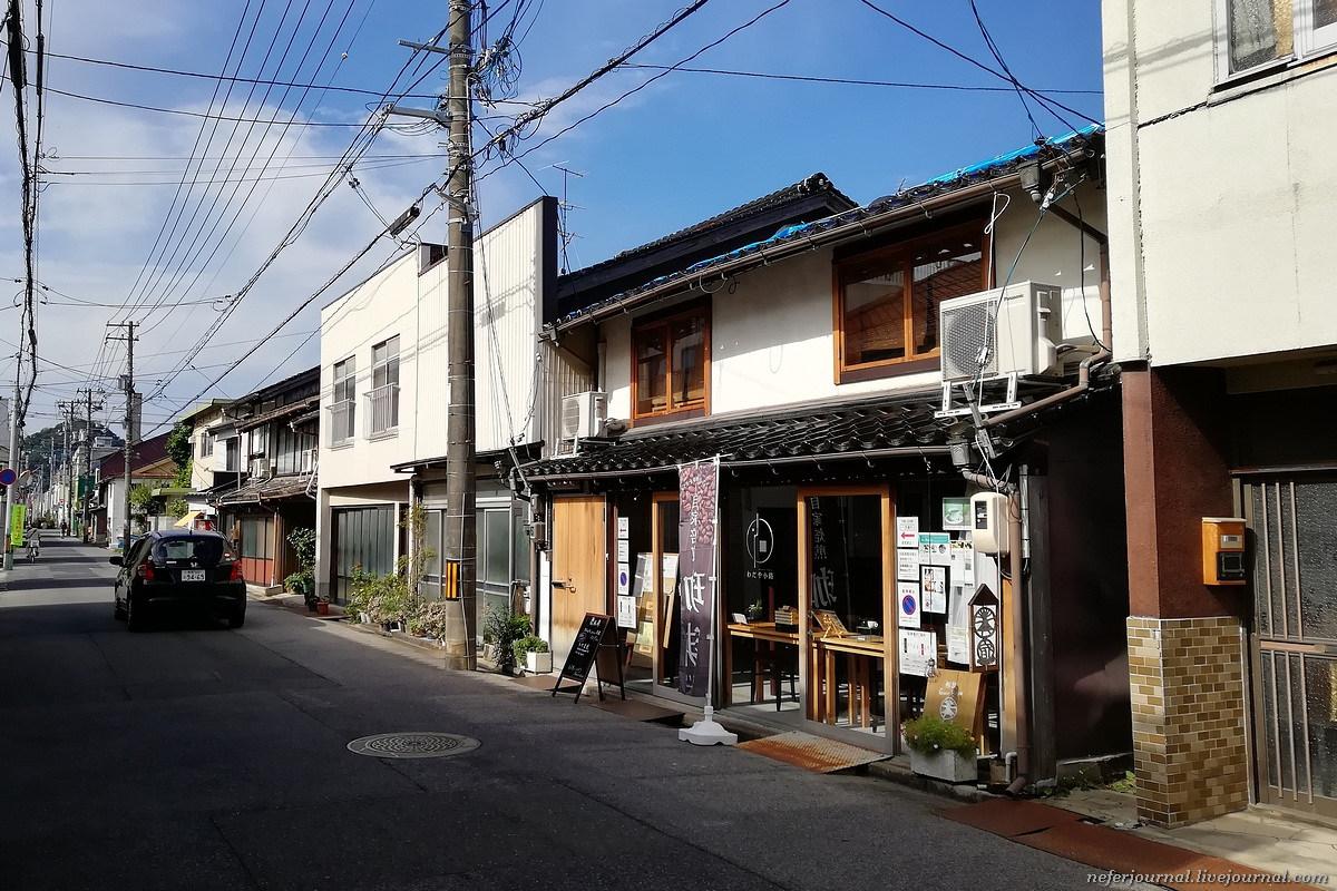 Японский гостевой дом в Йонаго