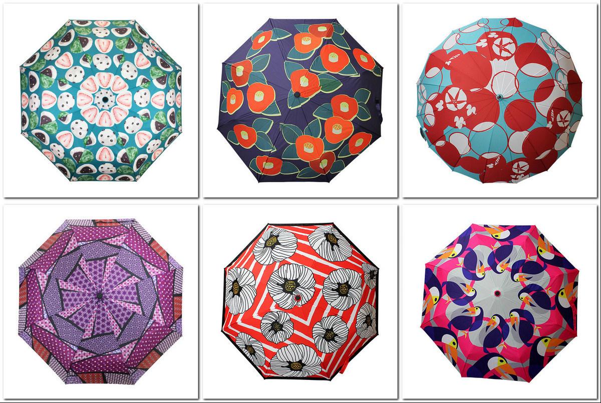 Зонты в японском стиле Япония