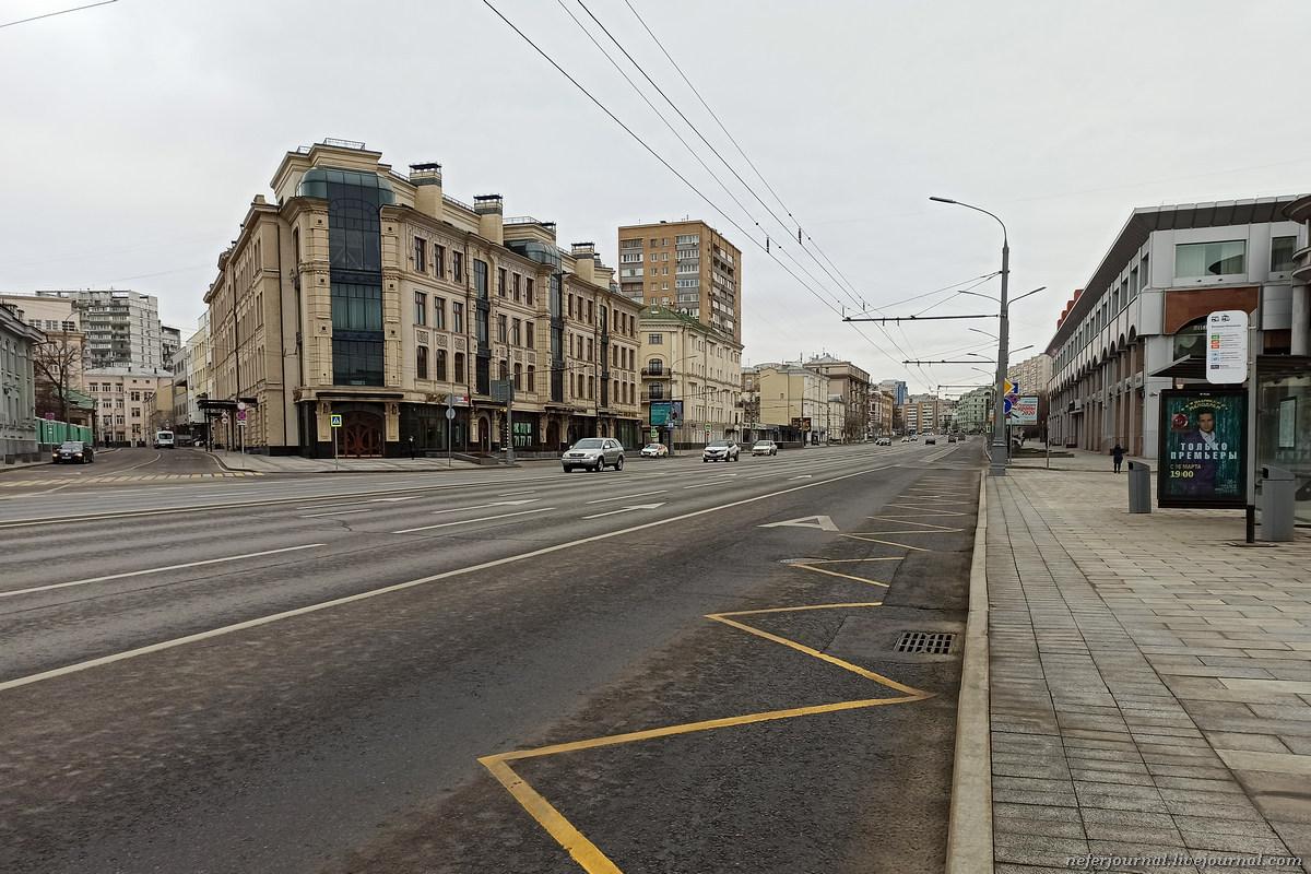 Москва на карантине, 19 фотографий