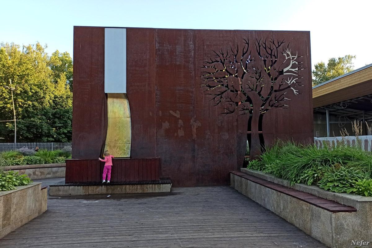 Лианозовский парк и променад, симпатичненько так moscow,redminote8pro,Россия