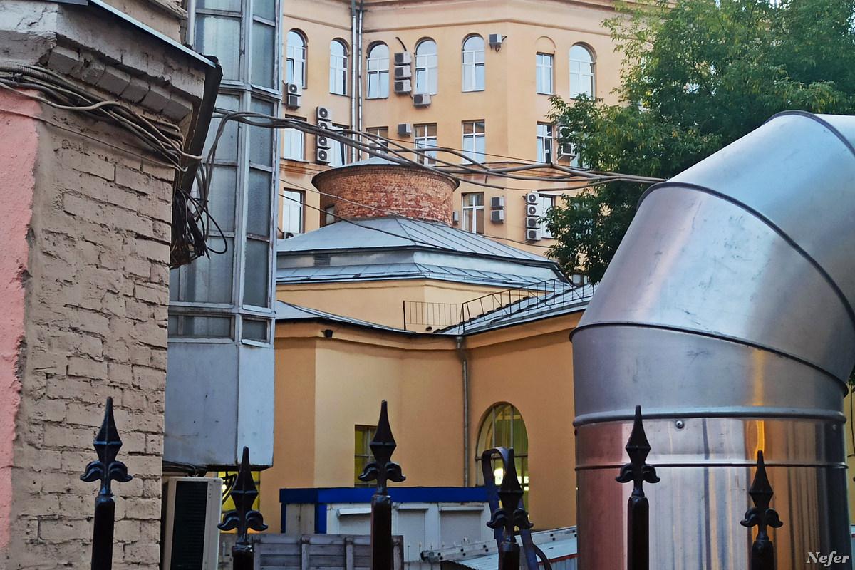 Секретный вестибюль станции метро Павелецкая