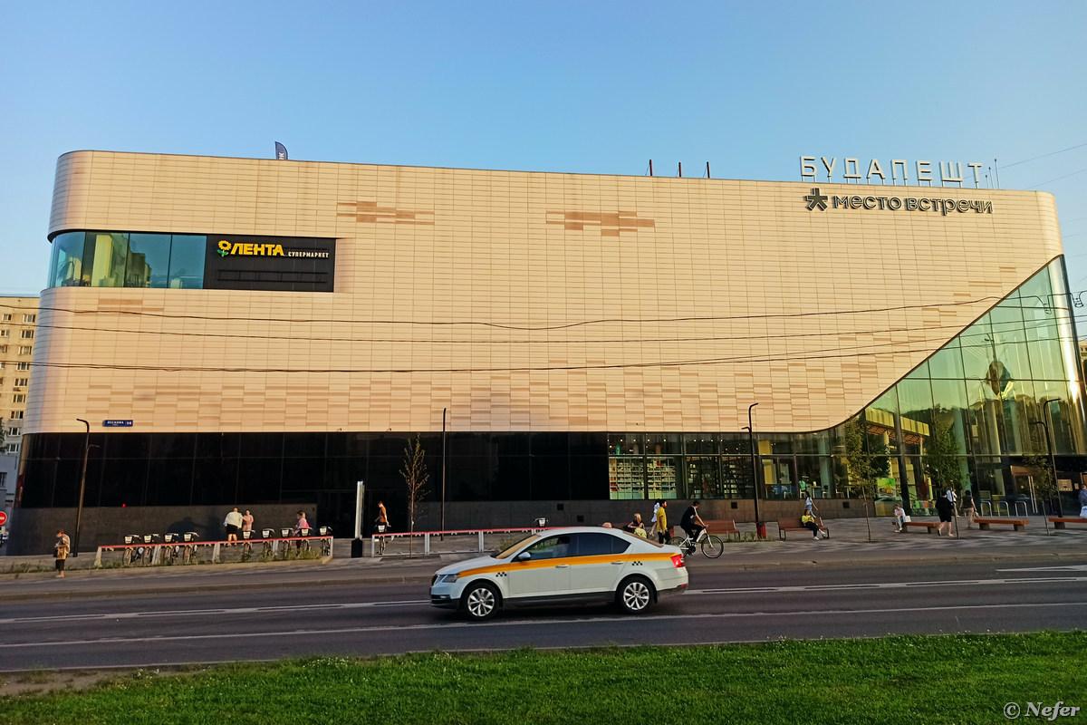 Кинотеатр Будапешт после реконструкции. Концепция поменялась.