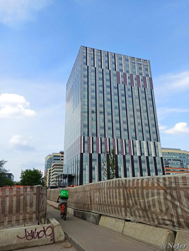 Масштабный градостроительный проект Nagatino i-Land