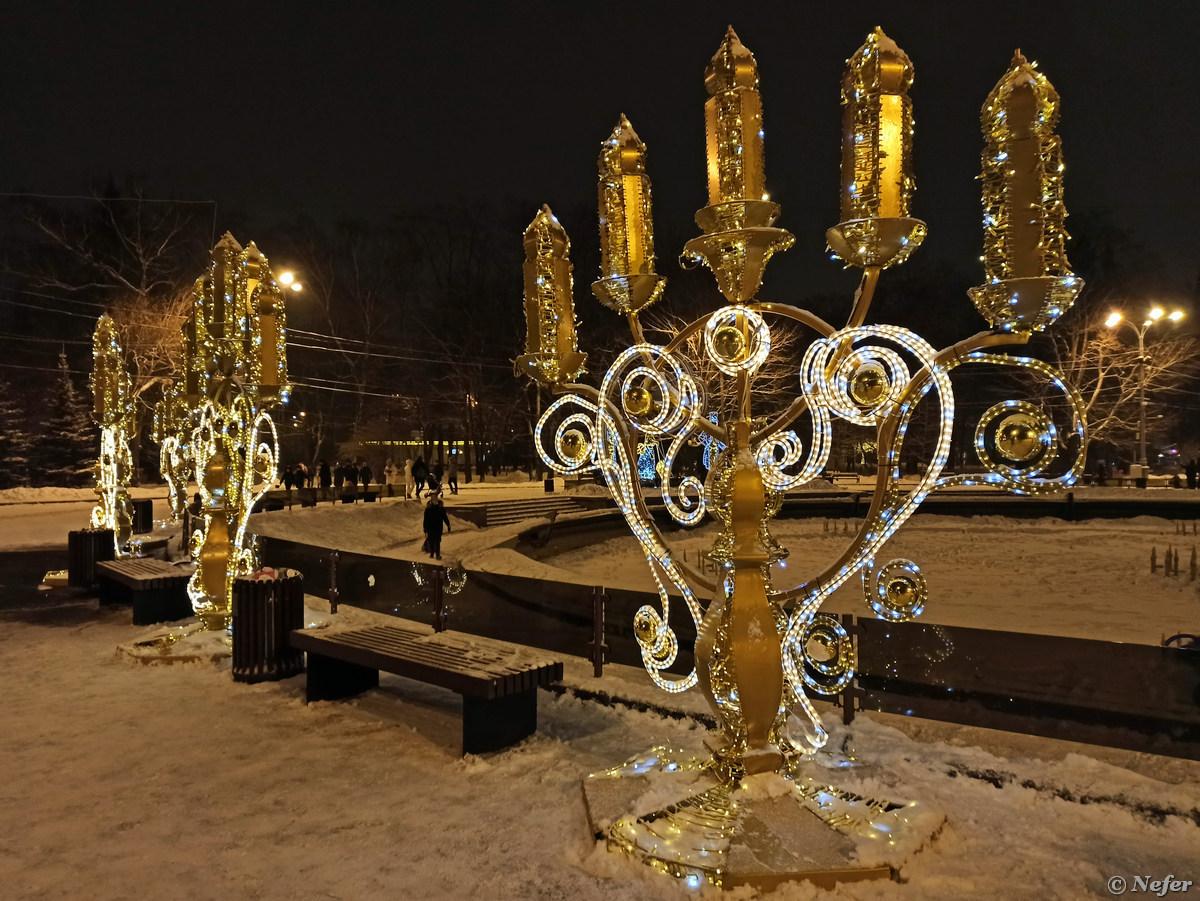 Сказочный лес в парке Сокольники redminote8pro,Сокольники