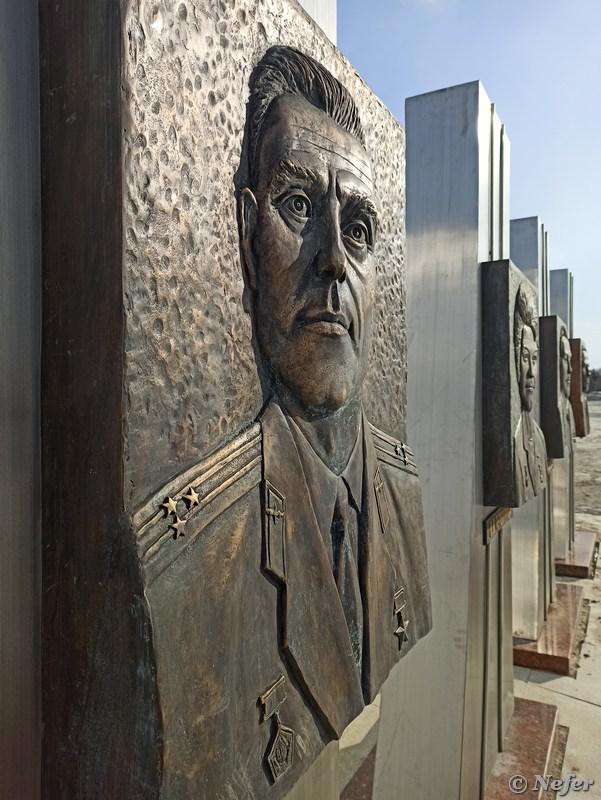 Место приземления Гагарина 60 лет спустя
