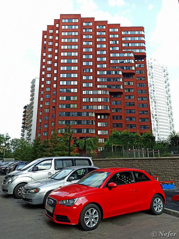 Велтон Парк и Wellton Towers